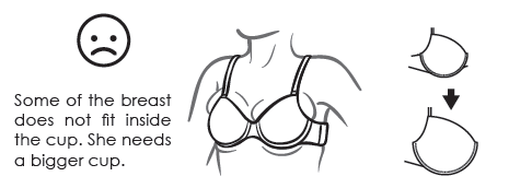 Image: How to Fit a Bra #1